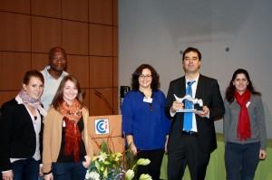 Trophée de l'international 2014 Agdia-Biofords